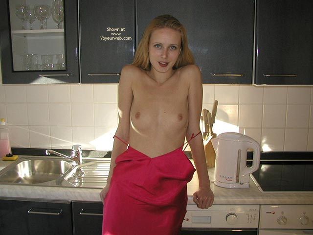 Pic #1 - Having Fun In The Kitchen