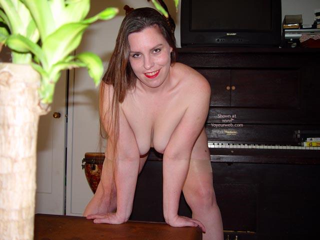 Pic #5 - Bbw Vicki'S Hairy Bush