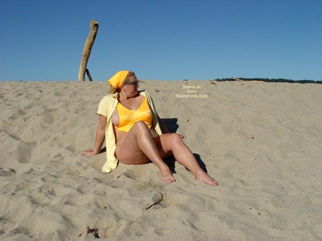 Pic #1 - Curvy Kay : Carmel River Beach