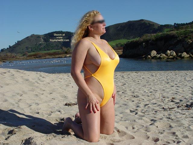 Pic #2 - Curvy Kay : Carmel River Beach