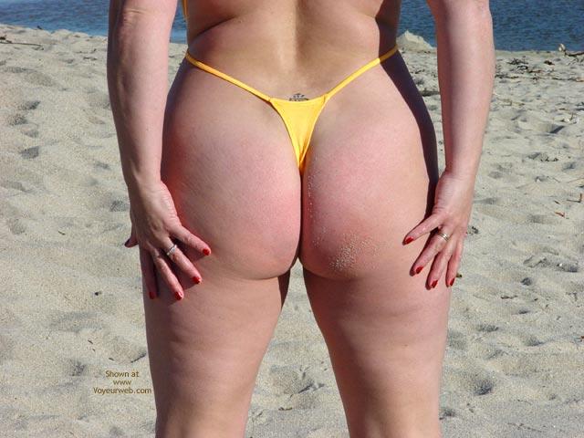 Pic #4 - Curvy Kay : Carmel River Beach
