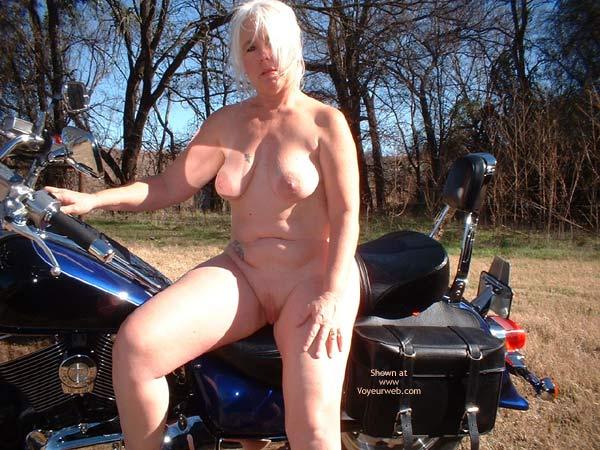 Pic #2 - Biker Babe Tammy