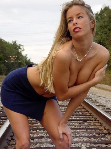 Pic #3 - Angel On The Tracks