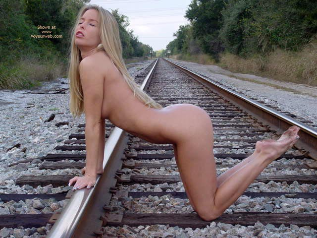 Pic #5 - Angel On The Tracks
