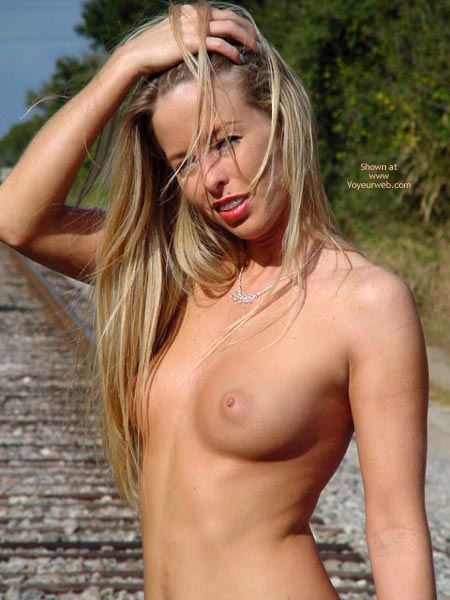 Pic #6 - Angel On The Tracks