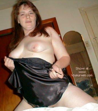 Pic #4 - Sarah in Black