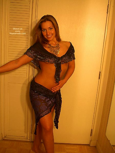 Pic #10 - Cindy'S First Lingerie Photoshoot