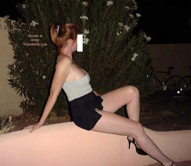 Pic #1 - Hot Redhead