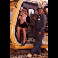 Topless Equipment Operator