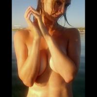 Seductive - Beach Voyeur