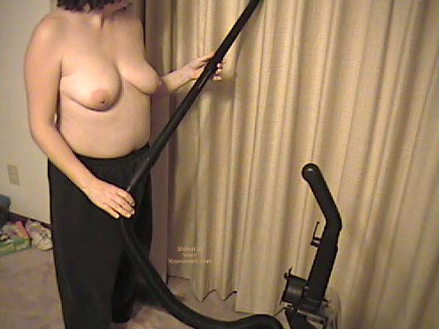 Pic #3 - Wife And Sweeper
