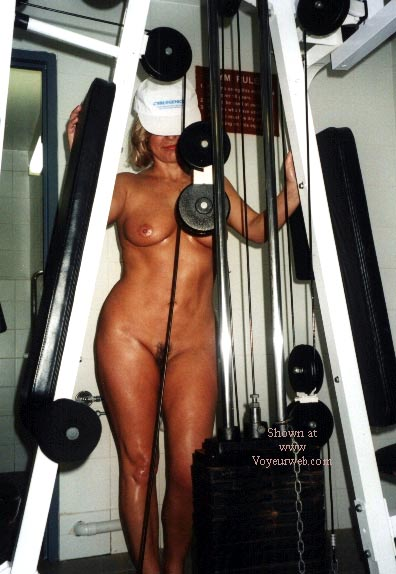 Pic #10 - Rose Works Out!
