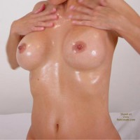 Hot Oiled Wife