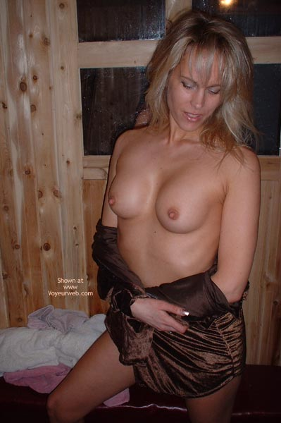 Pic #3 - Take A Sauna With Me