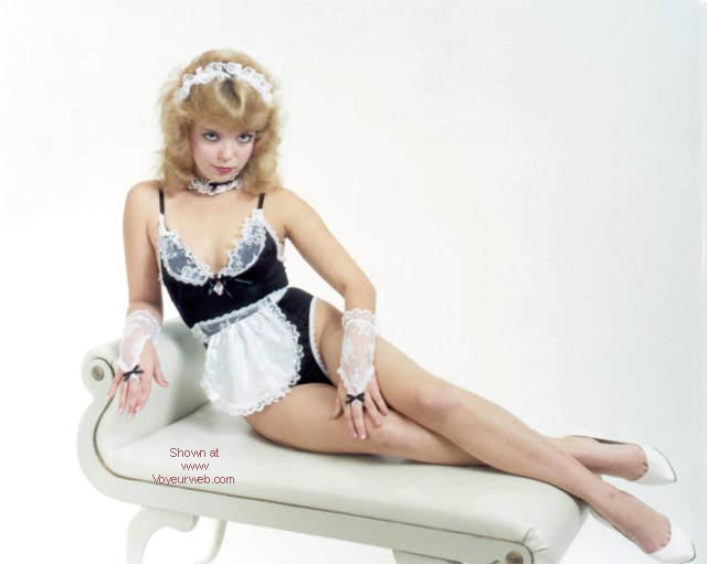 Pic #8 - French Maid Part 1