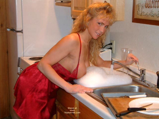 Pic #3 - Dirty Dishes