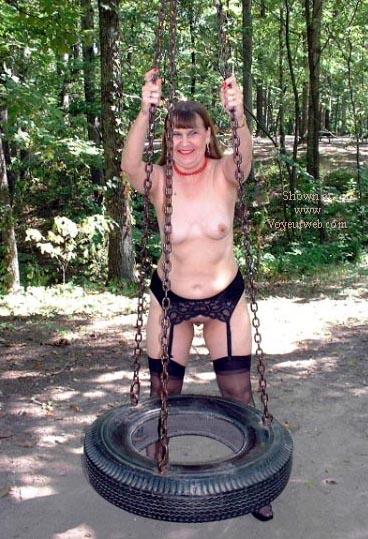 Pic #3 - Miss St. Louis Take A Swing