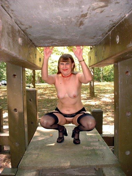 Pic #5 - Miss St. Louis Take A Swing