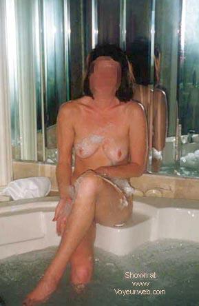 Pic #1 - Hot Tub Surprise