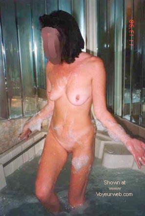Pic #3 - Hot Tub Surprise