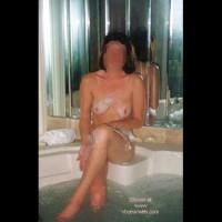 Hot Tub Surprise