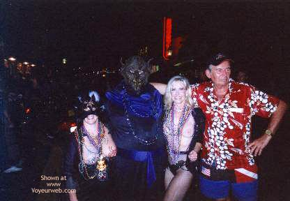 Pic #1 - B And E Fantasy Fest 2002 2