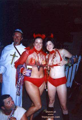 Pic #6 - B And E Fantasy Fest 2002 2