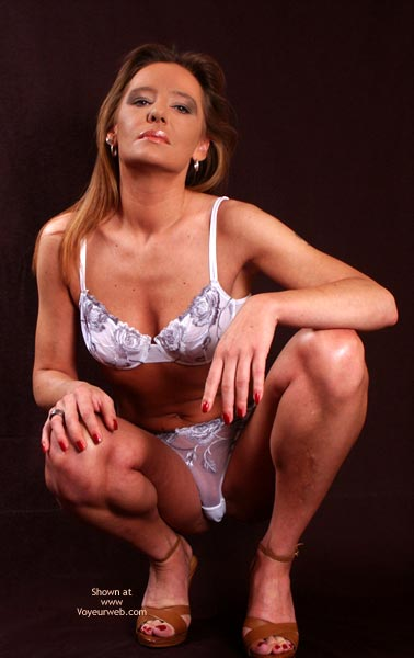 Pic #2 - Susy Rocks : In High Heels And Lingerie