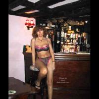 Lil Vixen in a Bar