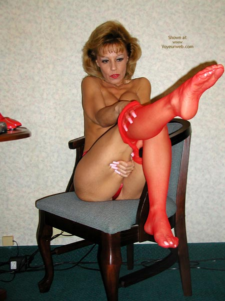 Pic #6 - Sammie Red Hot