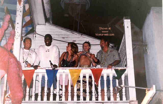 Pic #6 - Fantasy Fest 2000 - Balconies