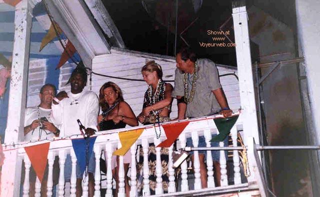 Pic #7 - Fantasy Fest 2000 - Balconies