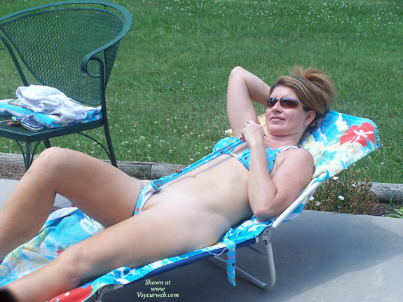 Pic #1 - Sexy Wife , Here Are Some Shots To Warm You Up Since It Is Cold. This Is My Second Time Posting. I Get So Horny Reading Comments From Both Men And Women.