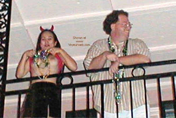 Pic #1 - Halloween on Bourbon Street with Newman