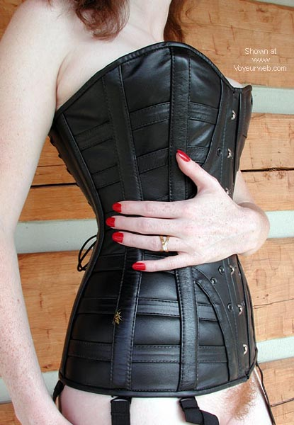 Pic #2 - English Wife - The Corset