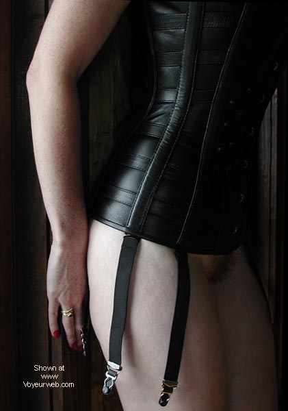 Pic #5 - English Wife - The Corset