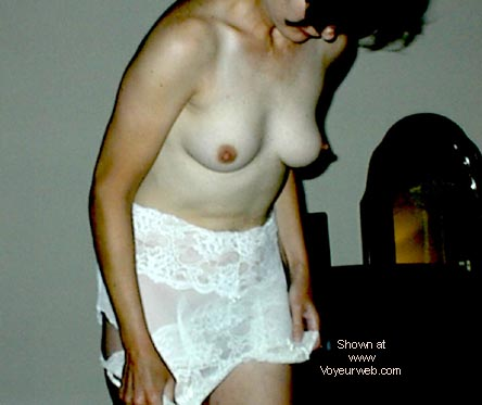 Pic #5 - lady in white