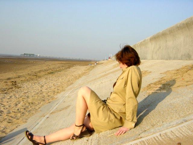 Pic #1 - Sylvie Catches Some Sun