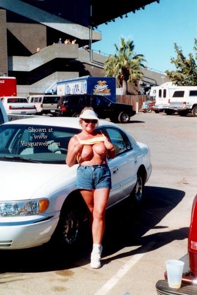 Pic #1 - Jeanne at California State Fair