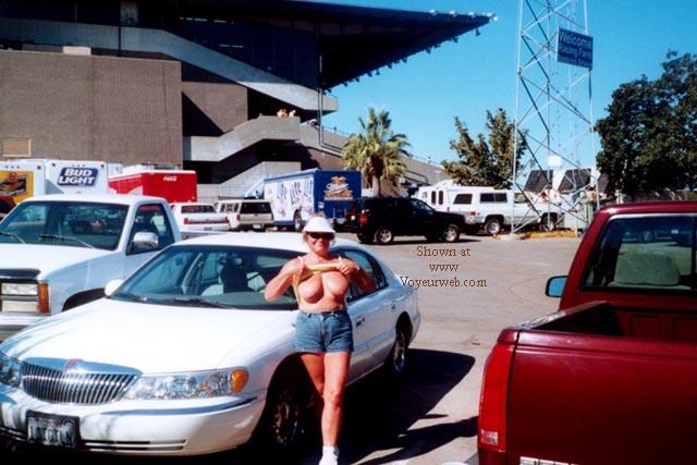 Pic #2 - Jeanne at California State Fair