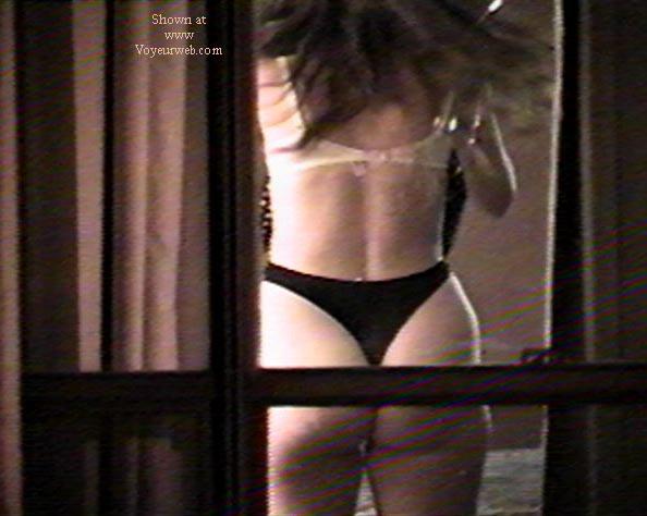 Pic #8 - Texas GF through motel window