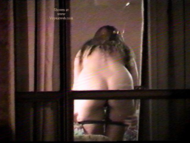 Pic #10 - Texas GF through motel window
