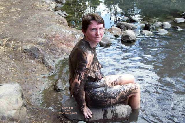 Pic #9 - Hot Springs Mud Bath