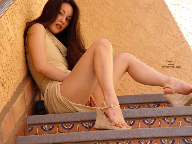 Pic #3 - Mia In Arizona