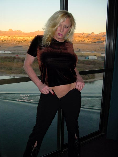 Pic #1 - Nude On The Top Floor