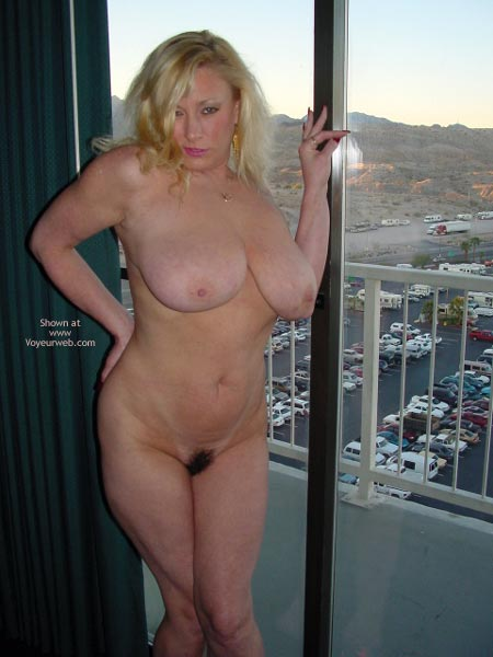 Pic #10 - Nude On The Top Floor