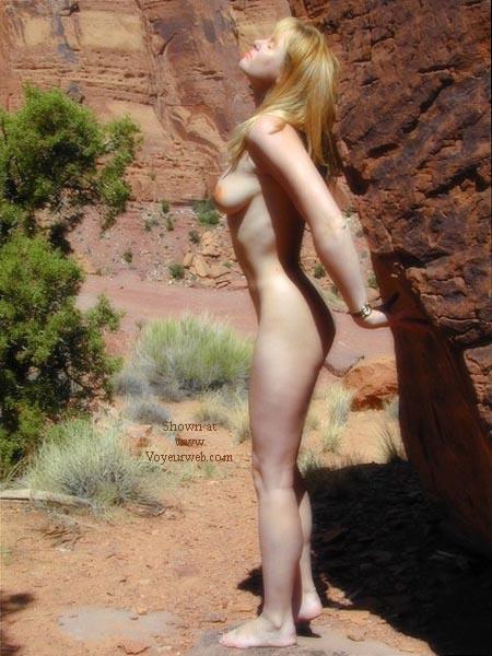 Pic #3 - Shawna - Hiking in Utah