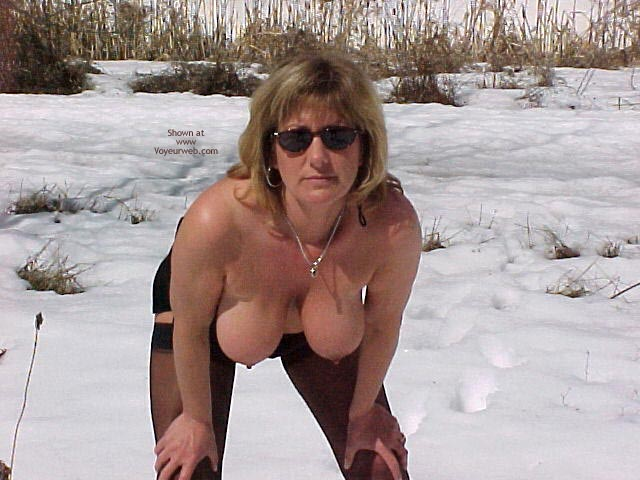 Pic #3 - Getting Warmer