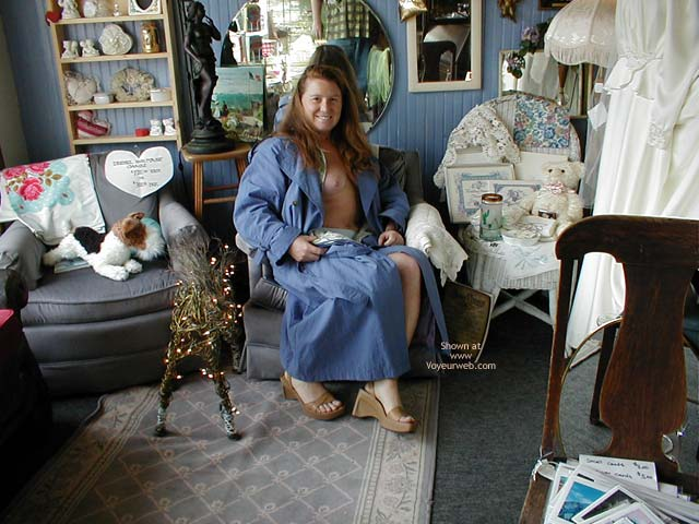 Pic #1 - Antique Shopping : Redhead In Seattle