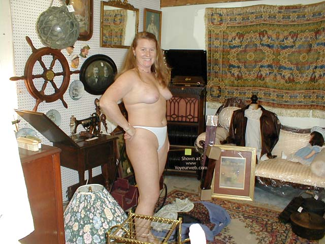 Pic #2 - Antique Shopping : Redhead In Seattle